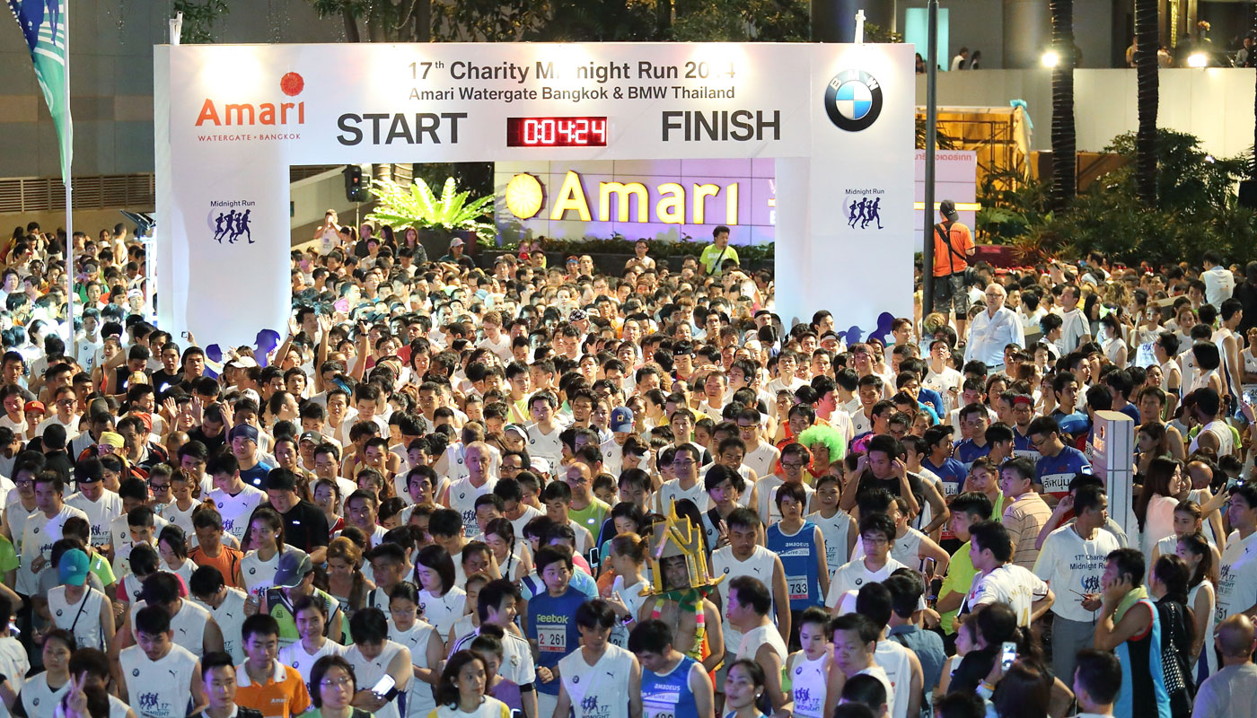 18th Charity Midnight Run – Everything You Need to Know