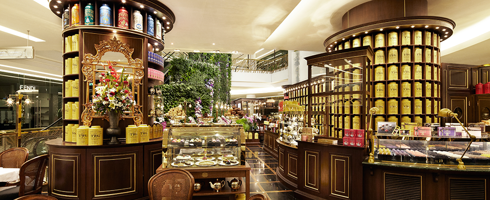 Image of TWG Tea Emporium Bangkok