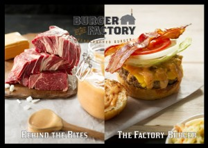 Best Burgers in Bangkok -  Burger Factory Burger