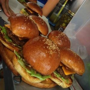 Best Burgers in Bangkok - Daniel Thaiger