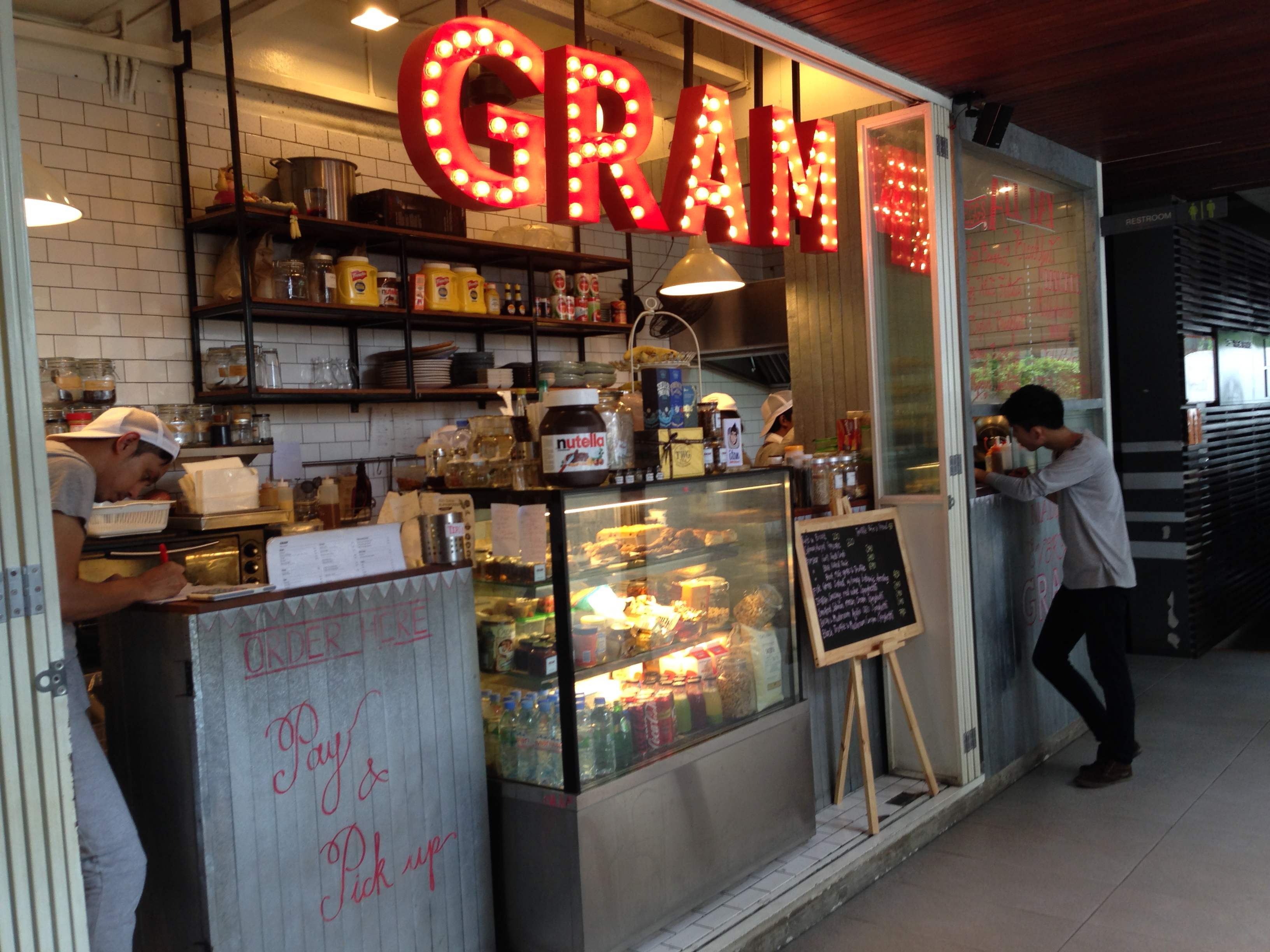 Breakfast in Bangkok Pt. 2: Gram – Thong Lor