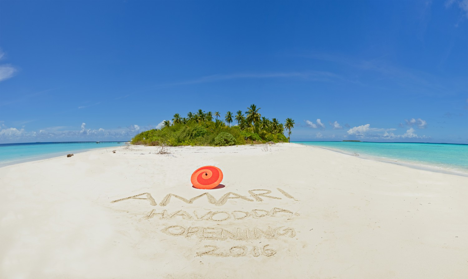 Announcing Amari Havodda Maldives