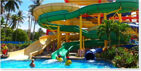 Amari Picks: Splash Jungle Waterpark Phuket