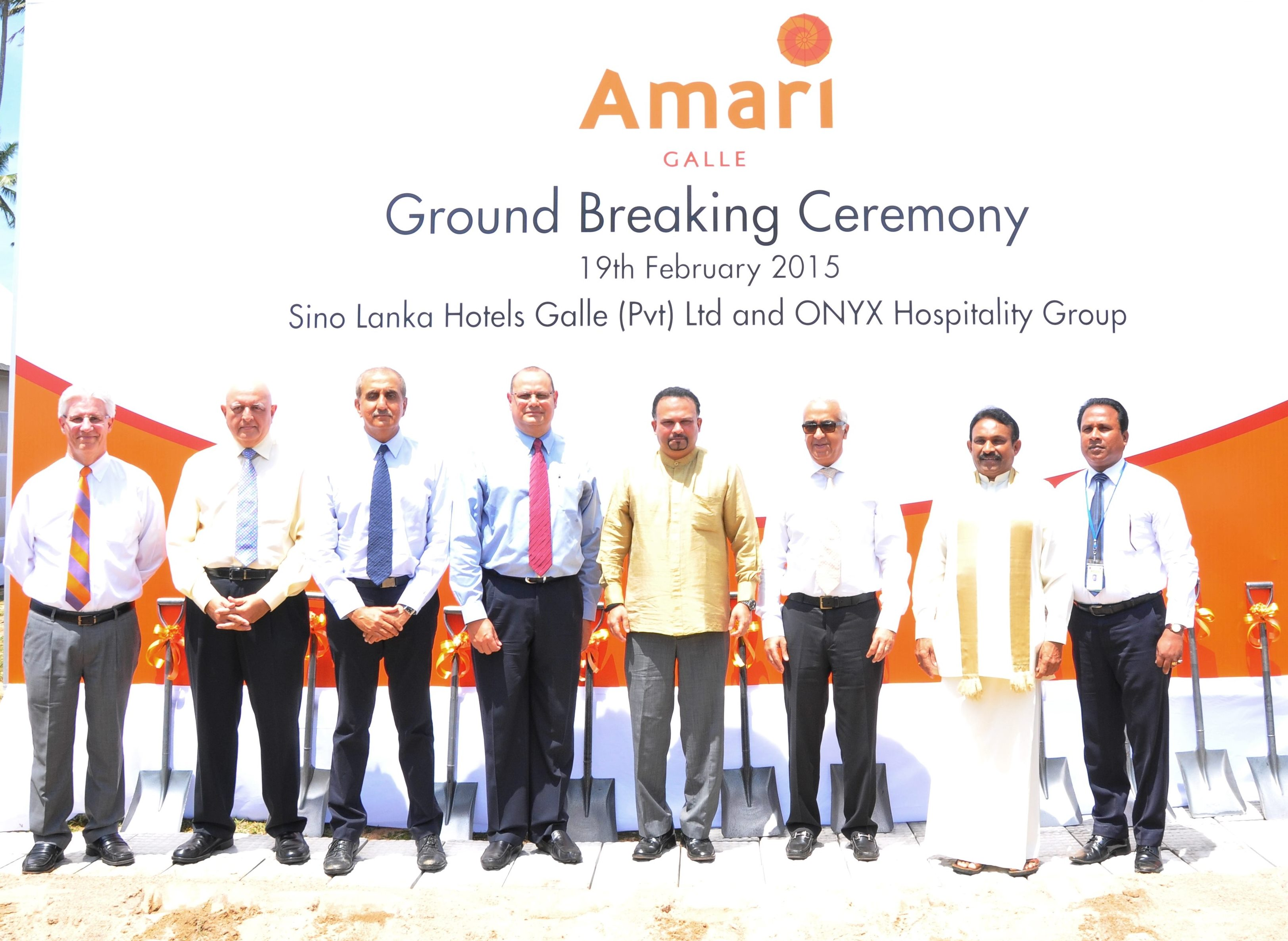 Construction For Amari's First Hotel In Sri Lanka Begins