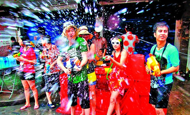 10 Facts You Need To Know About Songkran