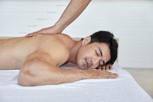 Let those worries melt away with a complimentary massage...