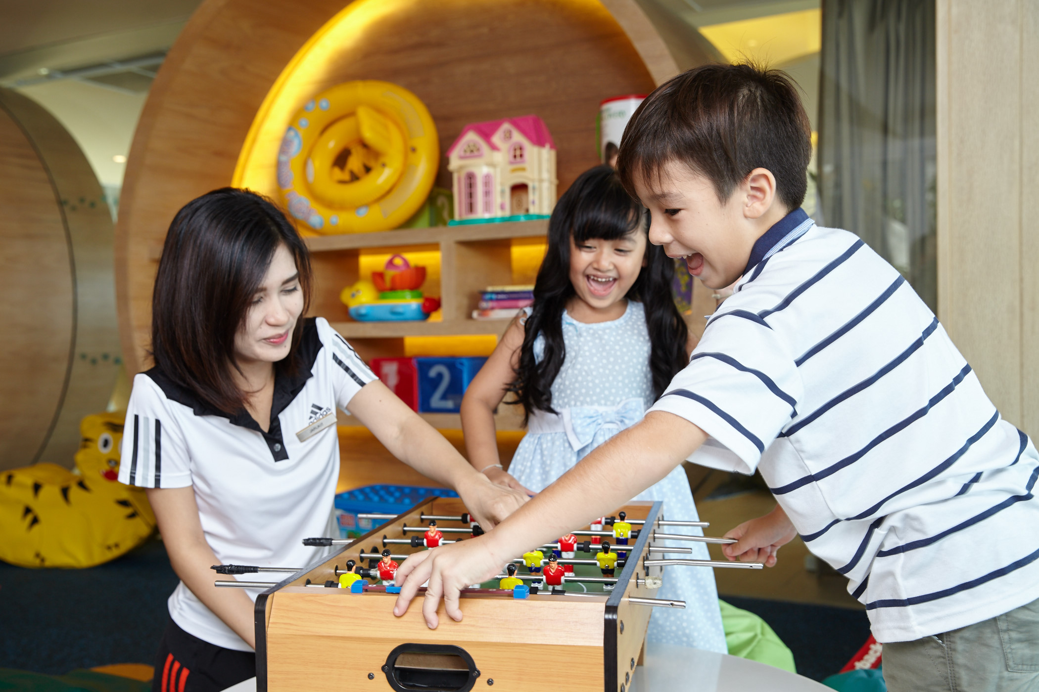 Family Fun in the Heart of Bangkok