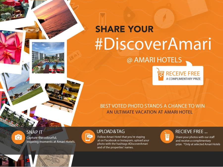 Amari Picks: Share Your #DiscoverAmari