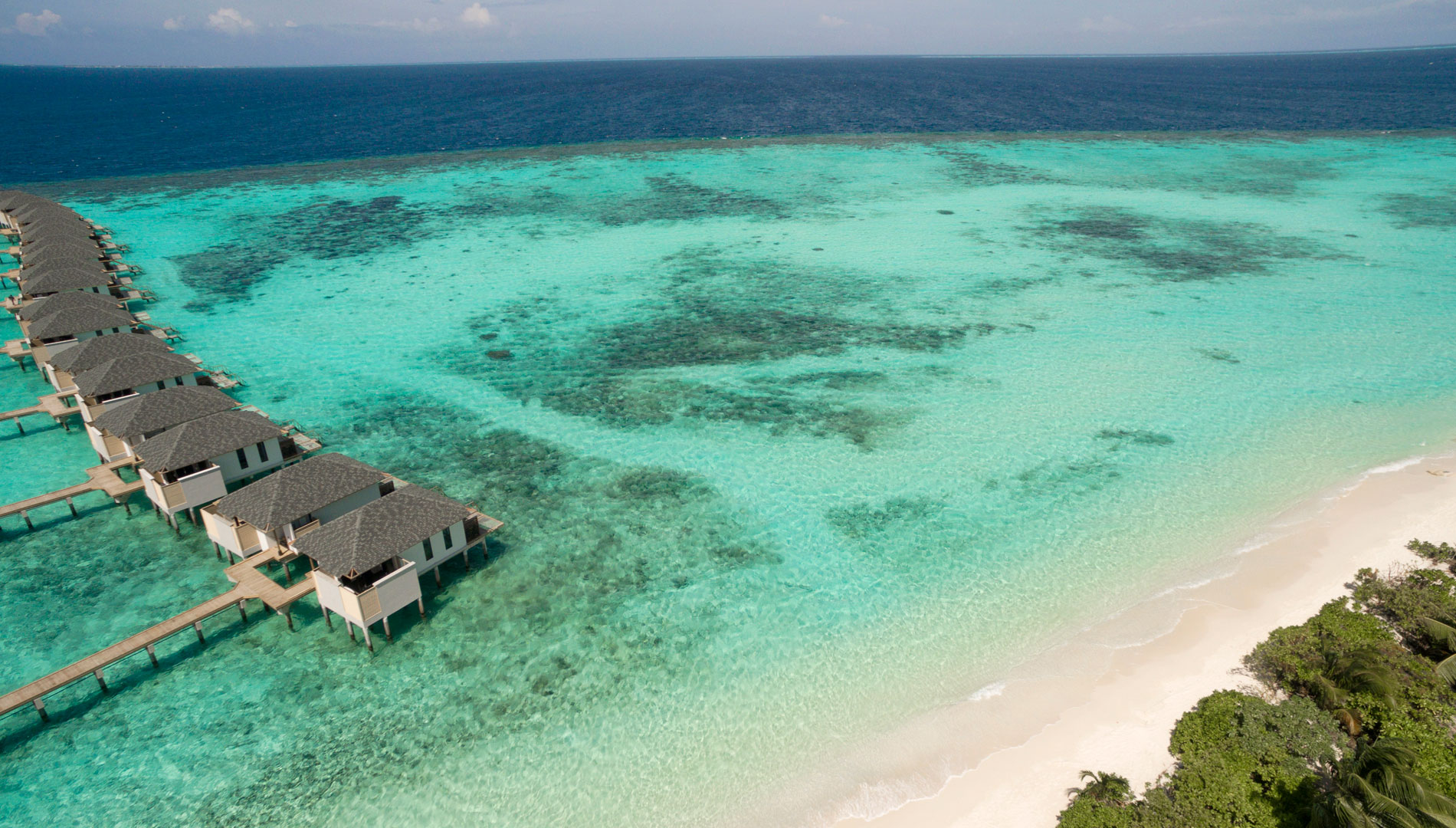5 เหตุผลที่จะทำให้คุณอยากพักใน Overwater Villa ที่ อมารี ฮาว๊อดดา มัลดีฟส์