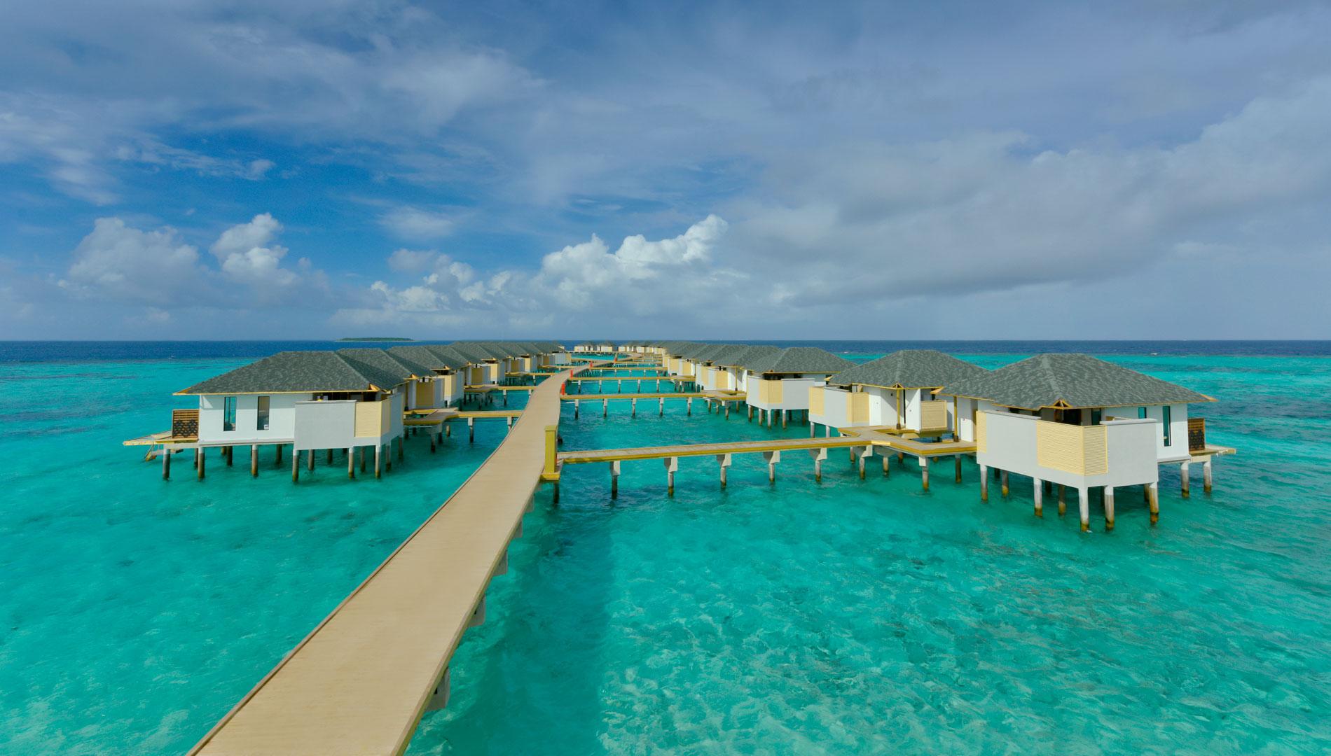 The Complete Experience in Amari Havodda Maldive's Overwater Villa
