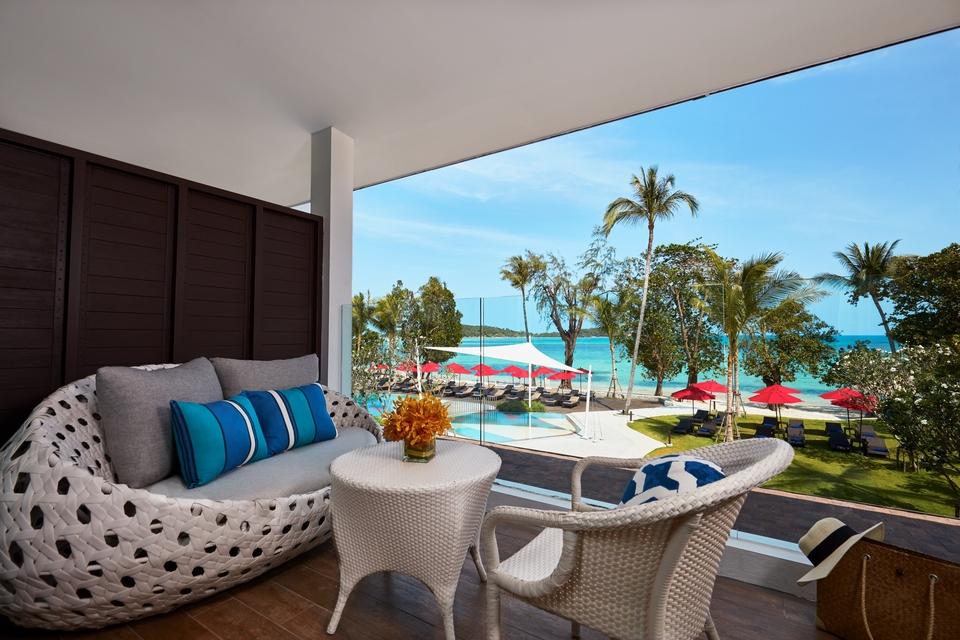 ห้อง Junior Suite Ocean View