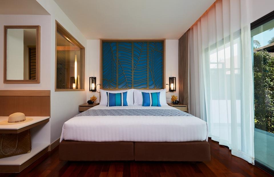 ห้อง Grand Deluxe Beach Wing