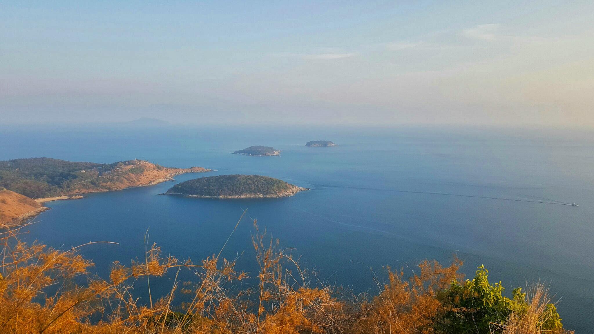 An Amazing Discovery: Pha Hin Dam, Phuket
