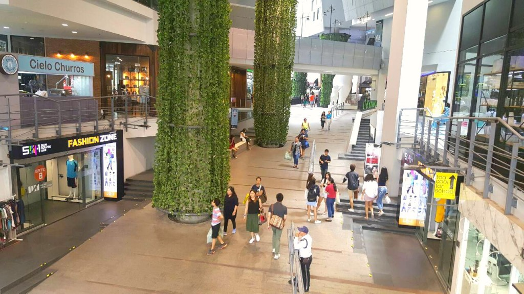Siam Square One Inside