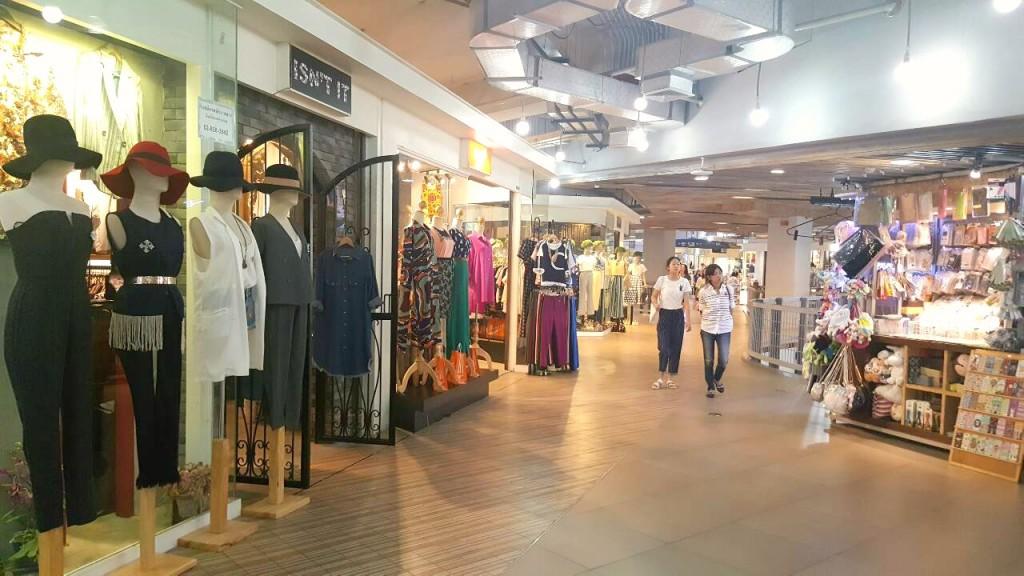 Siam Square One Underground
