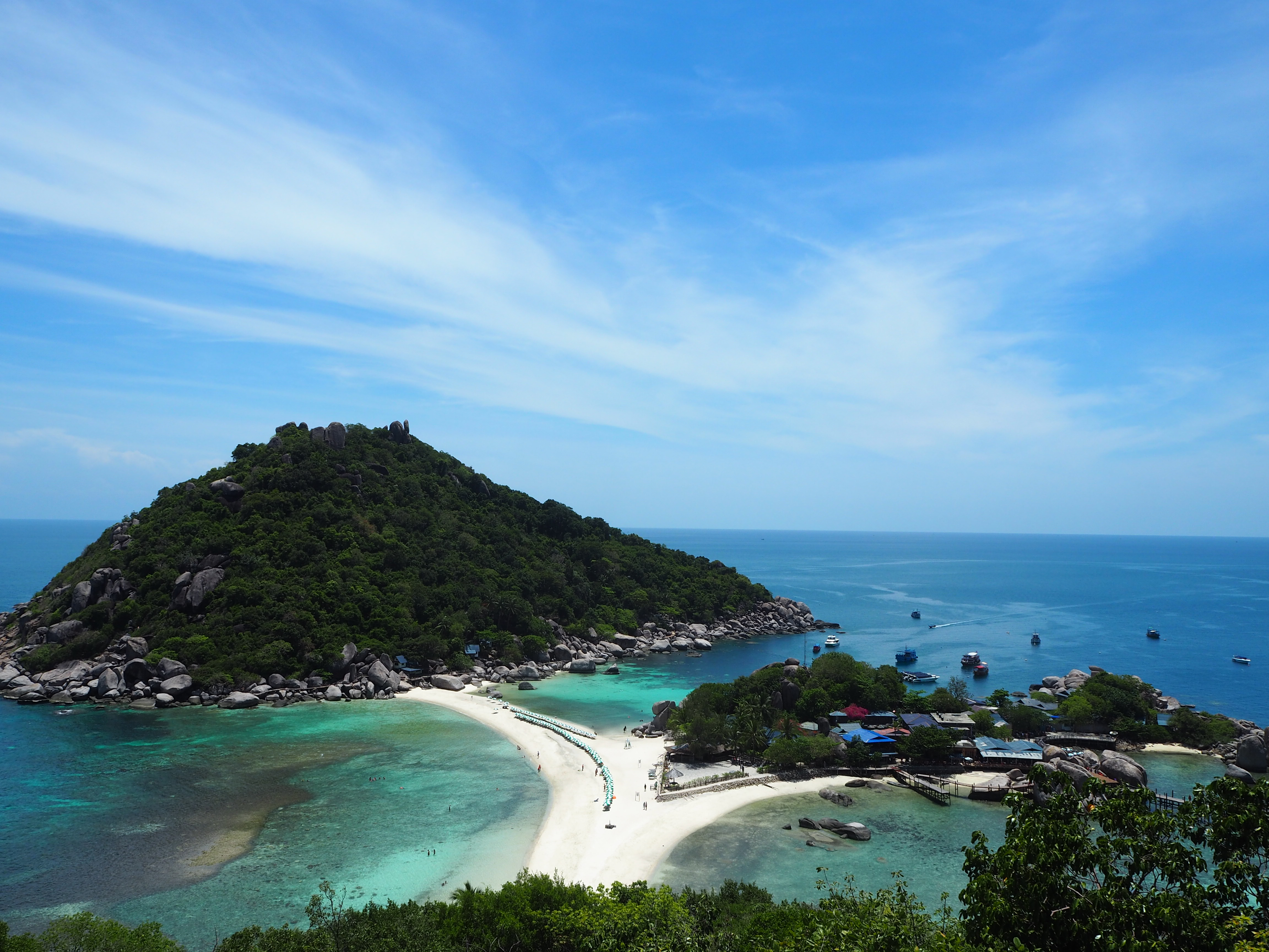 Koh Nang-Yuan from View Point