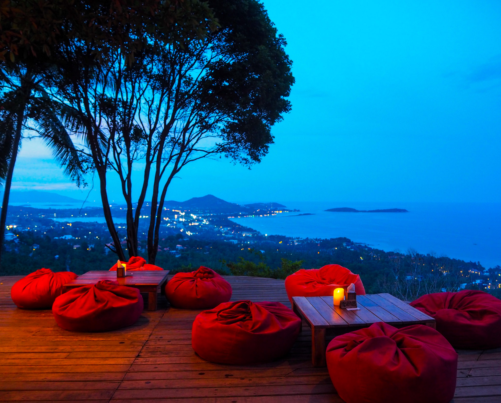 3 Best Koh Samui Beach Views at Sunset