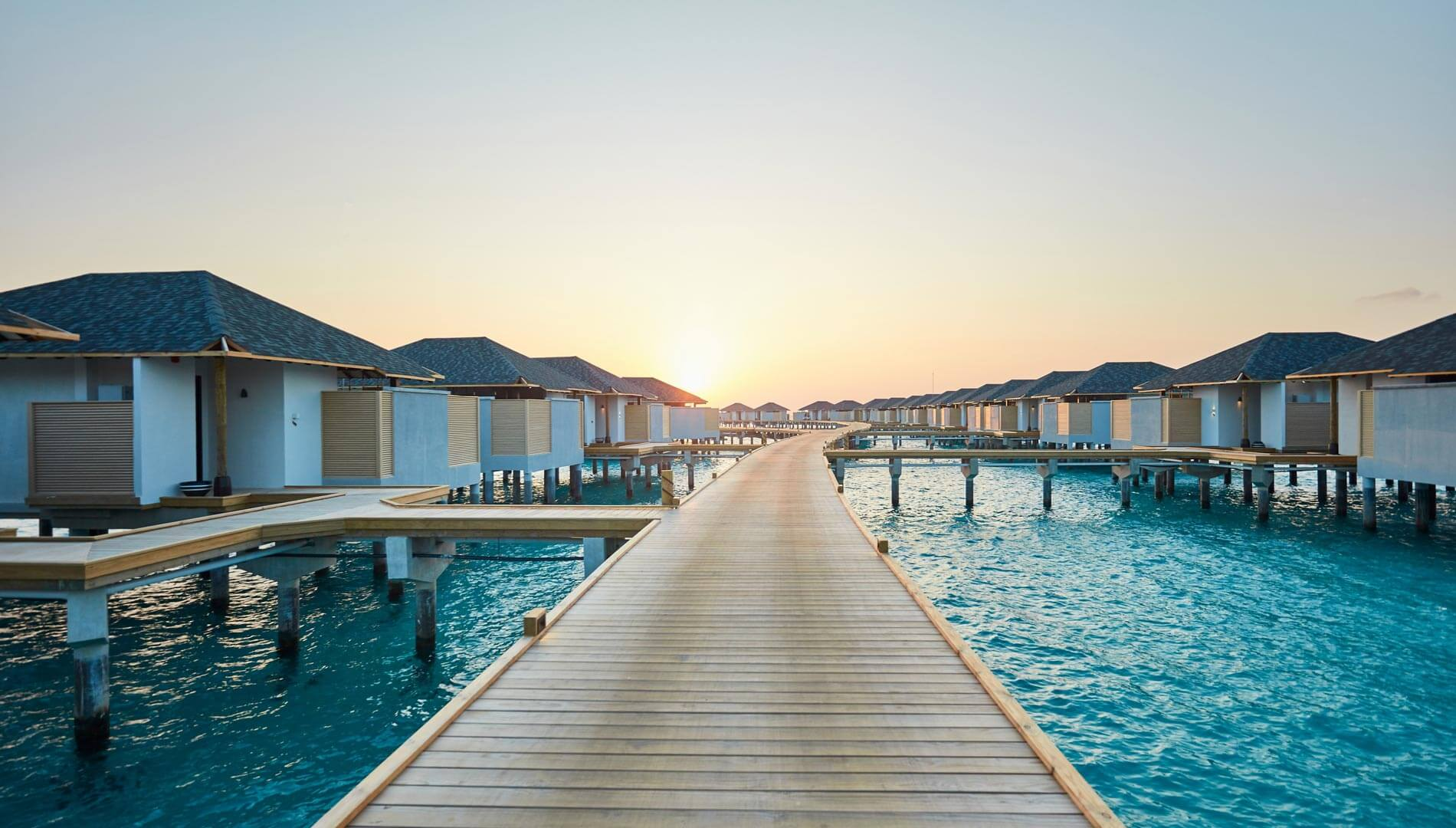 5 Reasons You Need the Overwater Villa in Your Life