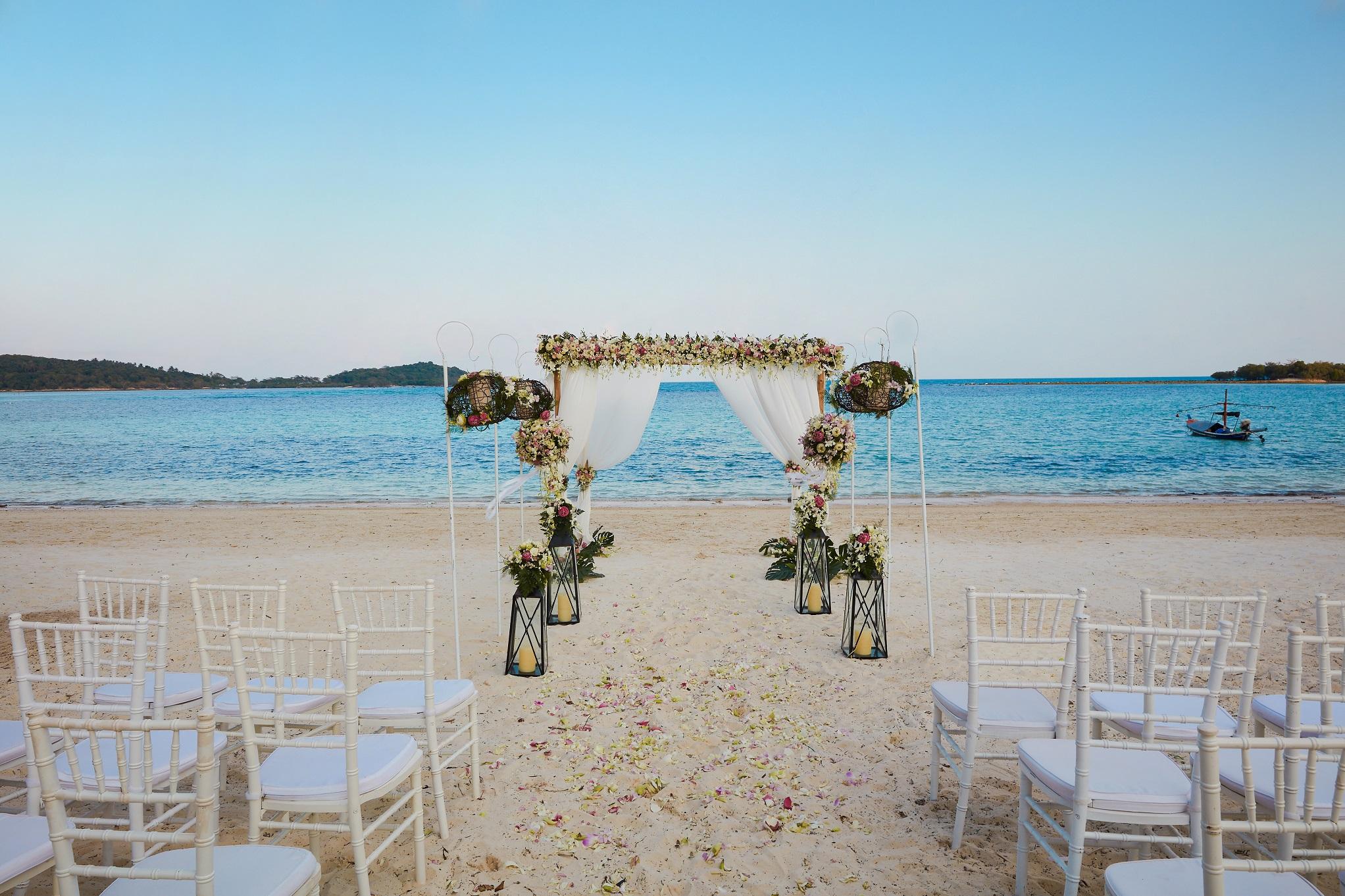 海岛婚礼干货 打造你自己的海岛婚礼(一)