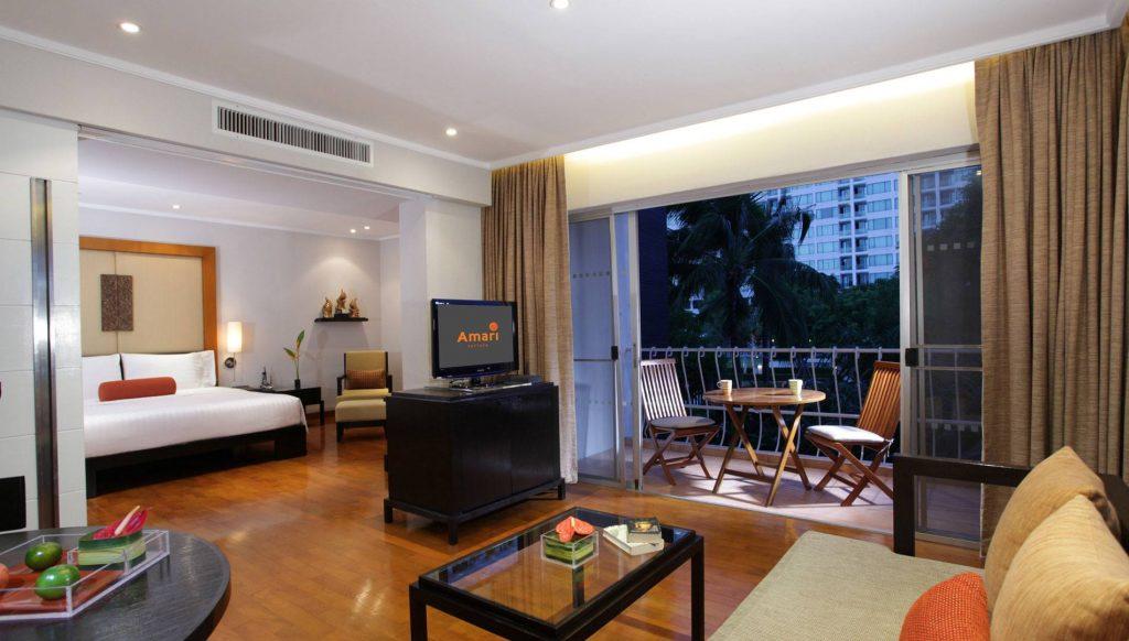 ห้อง One Bedroom Suite Garden