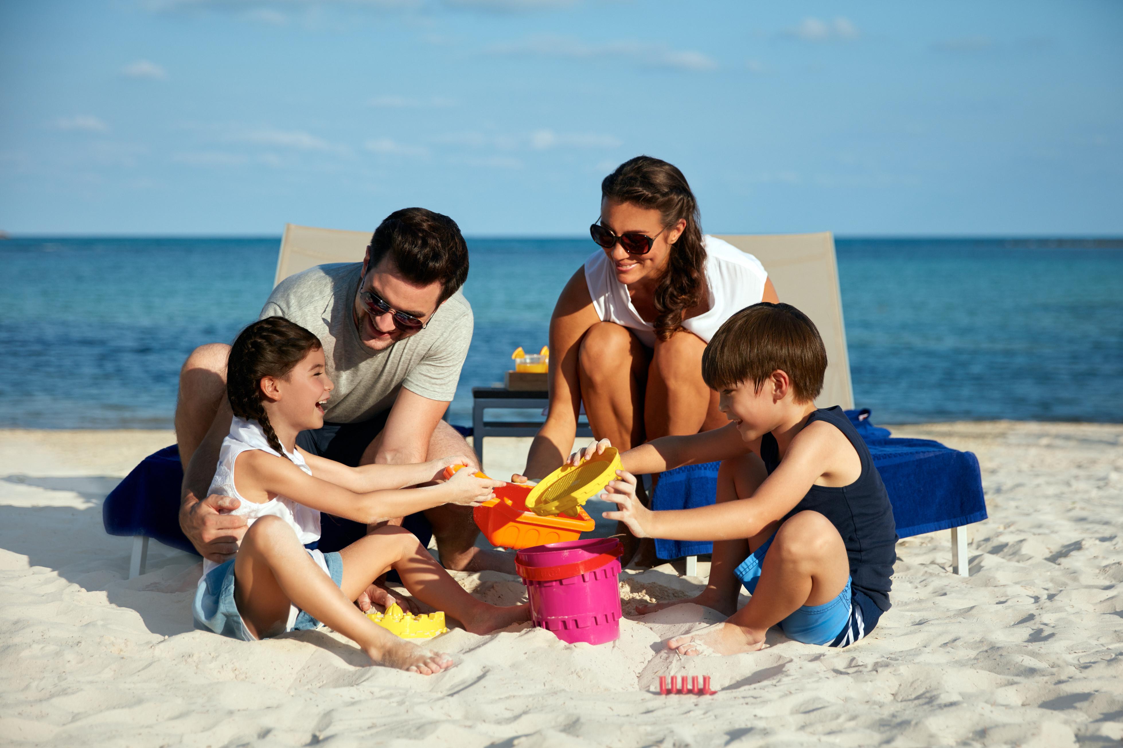 阿瑪瑞度假酒店最適合親子遊的五大原因