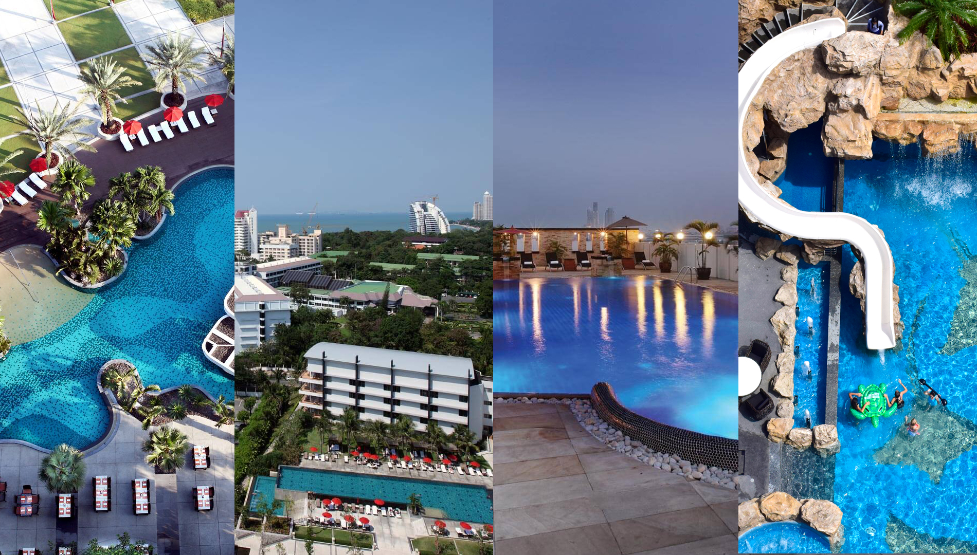 Getting to Know 4 Amari Hotels in Pattaya