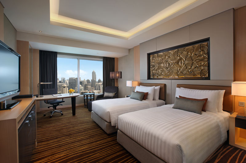 Executive Twin at Amari Watergate Bangkok