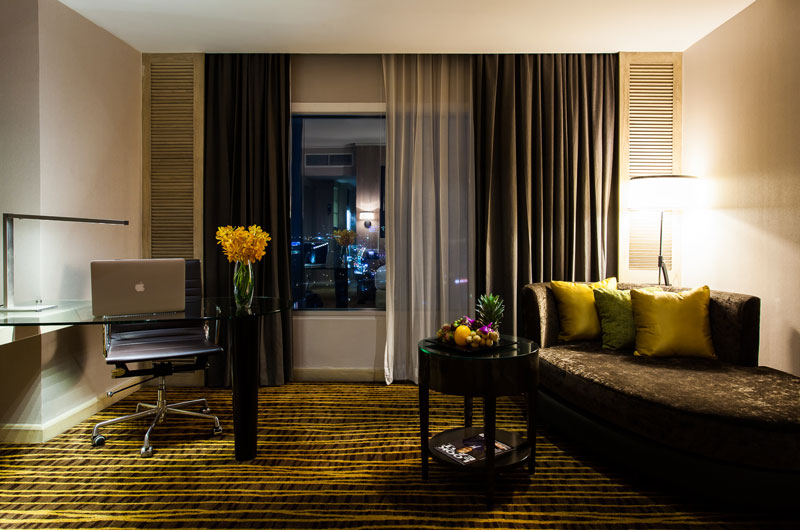Grand Deluxe Room at Amari Watergate Bangkok