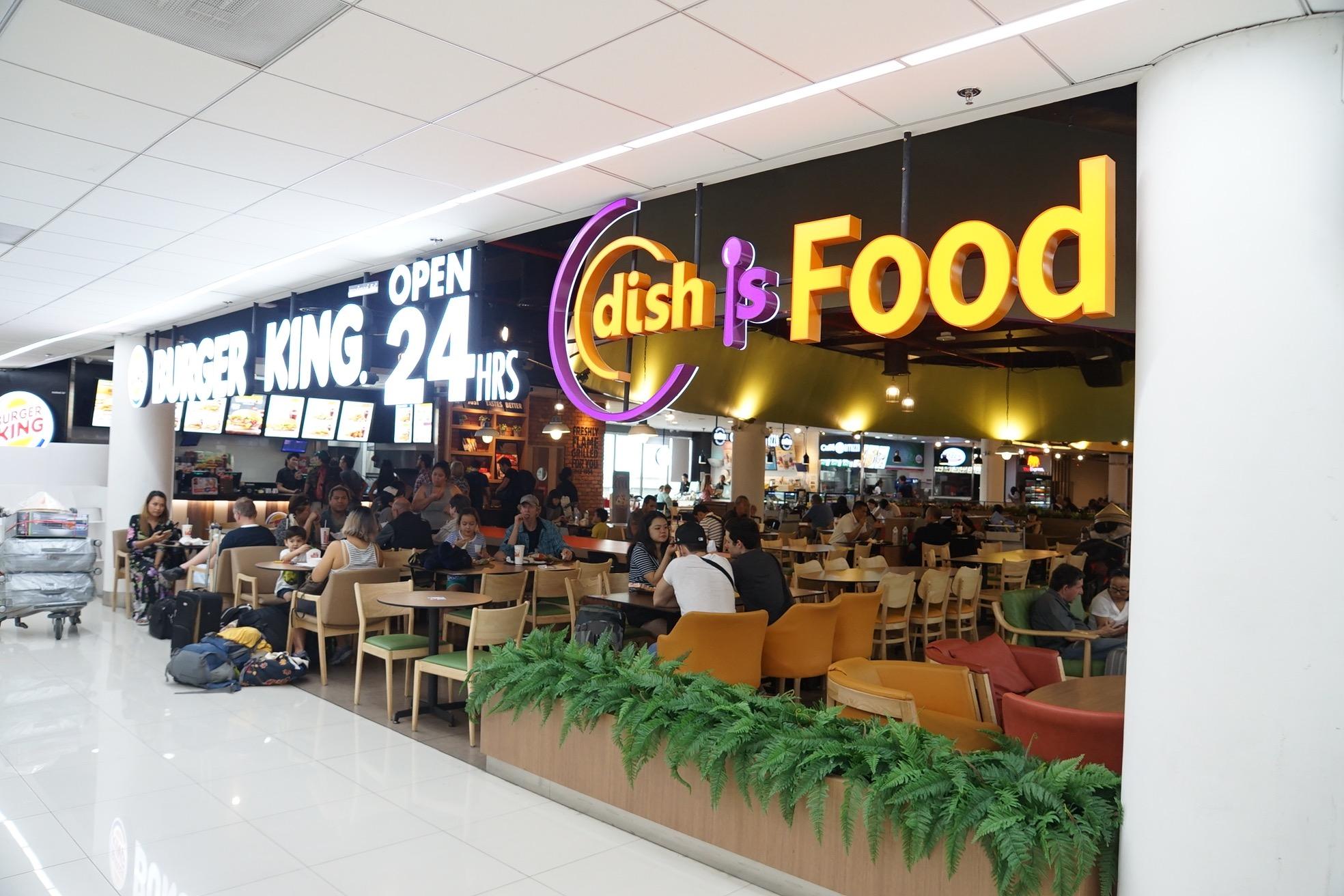 ทานอะไรดี เมื่อต้องใช้บริการสนามบินดอนเมือง [ ตอน 1 ]