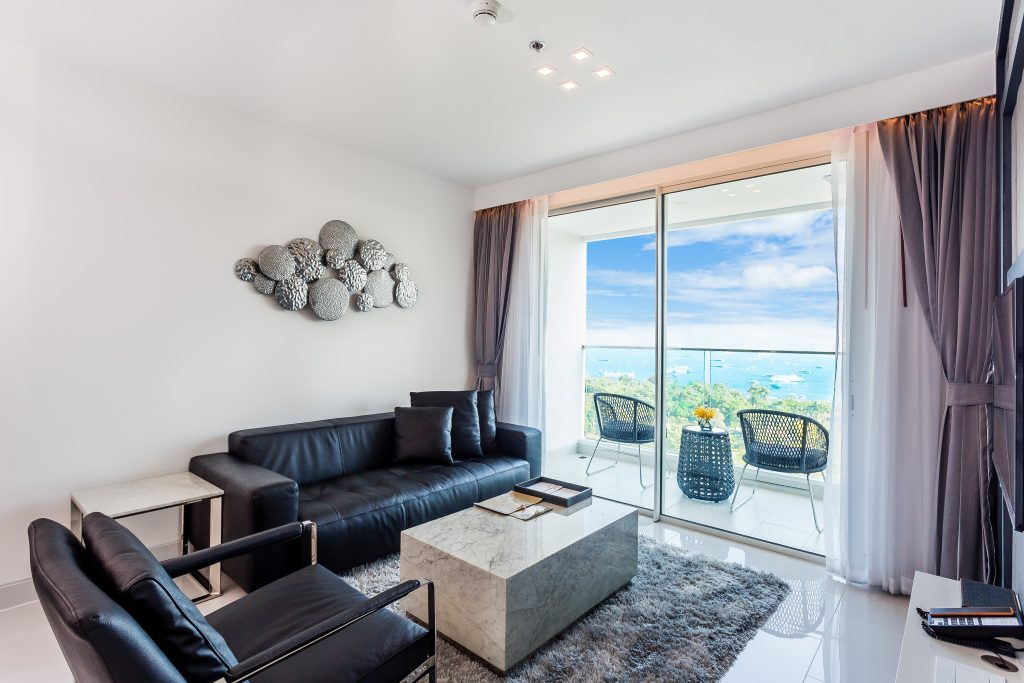 Two Bedroom Corner Suite Ocean Facing