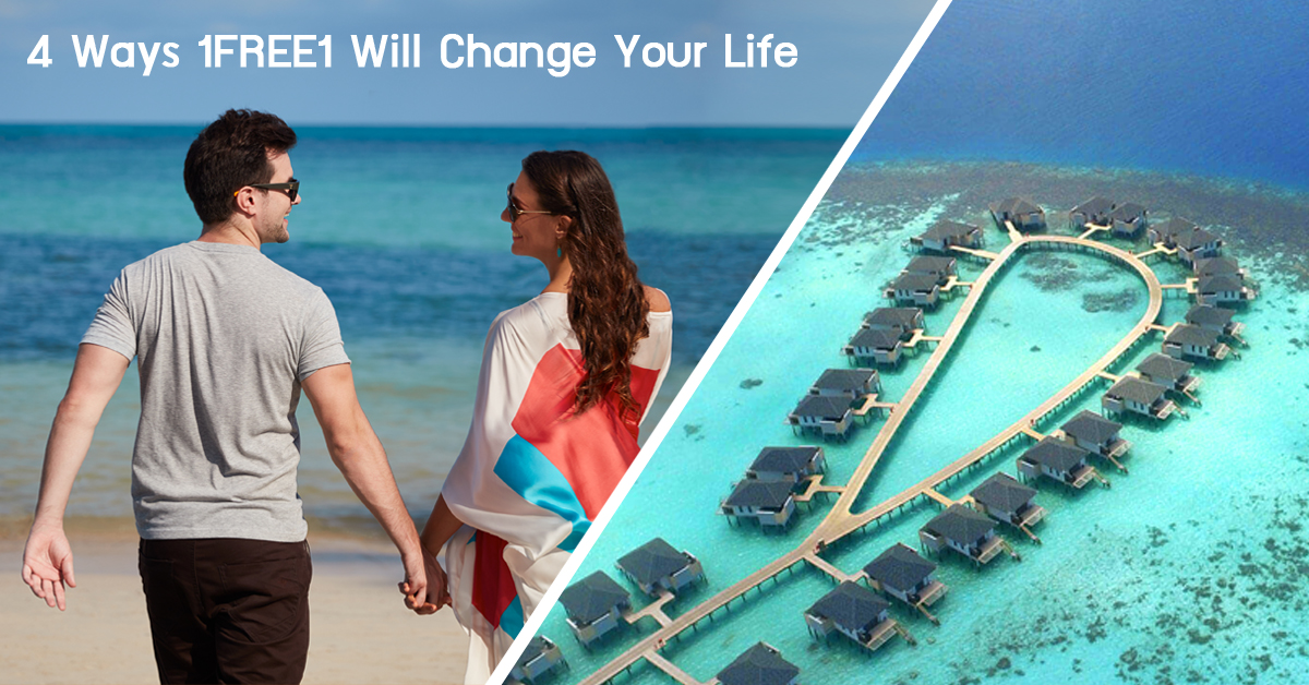 4 Ways 1FREE1 Will Change Your Life