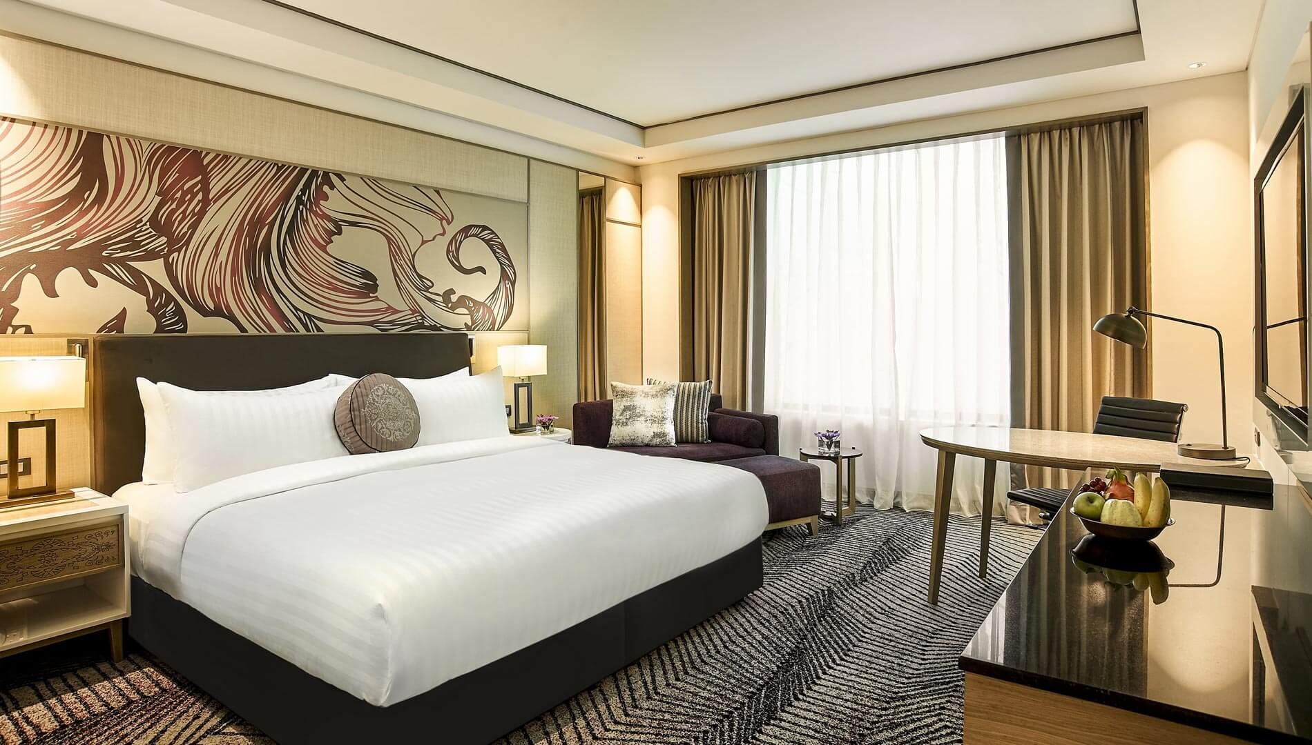 隆重介紹馬來西亞第一家Amari阿瑪瑞酒店——新山阿瑪瑞酒店