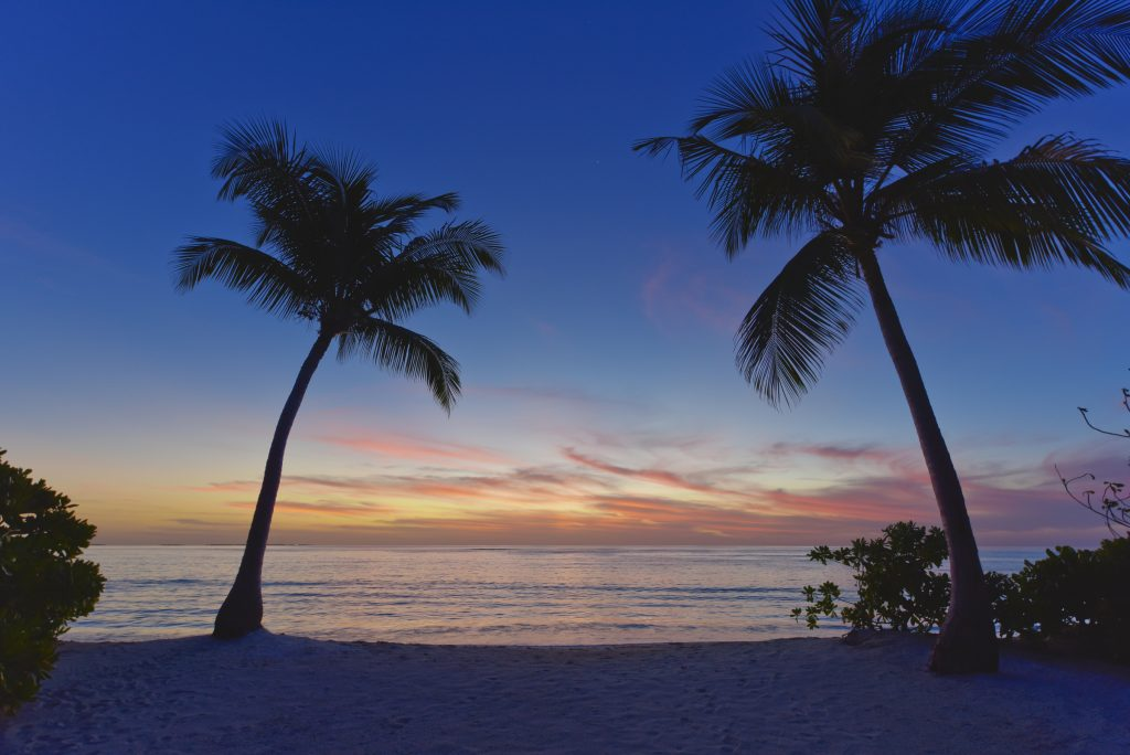 Amari Havodda Maldives Sunset