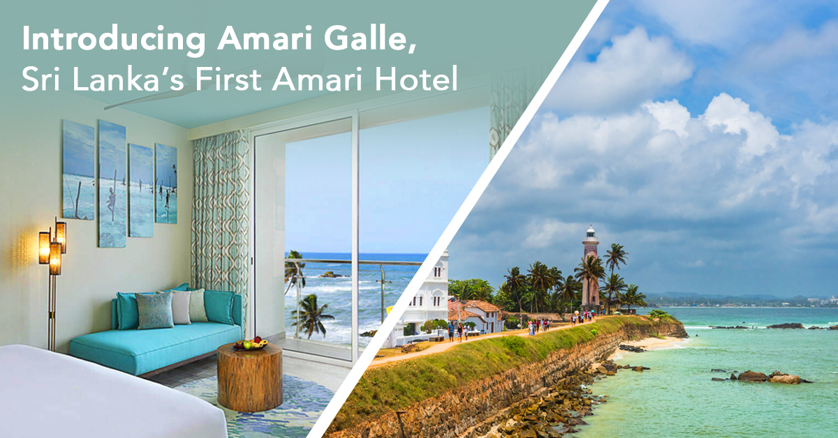 Introducing Amari Galle, Sri Lanka's First Amari Hotel