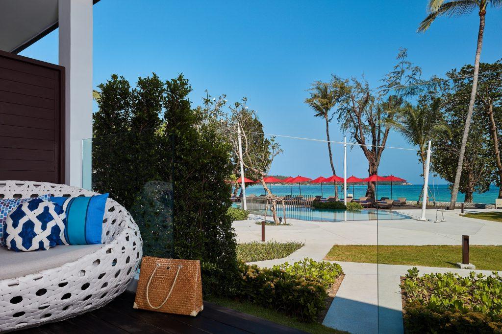 Amari Koh Samui - Junior Suite Ocean View Balcony