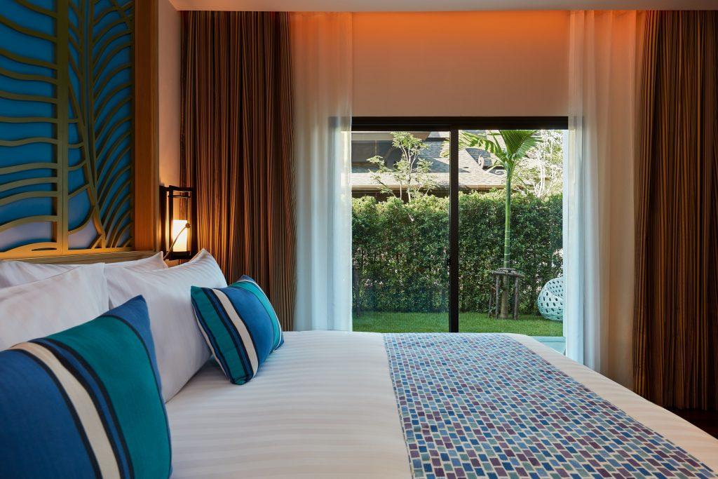 Amari Koh Samui - Two Bedroom Family Suite Beach Wing Main Bedroom 3