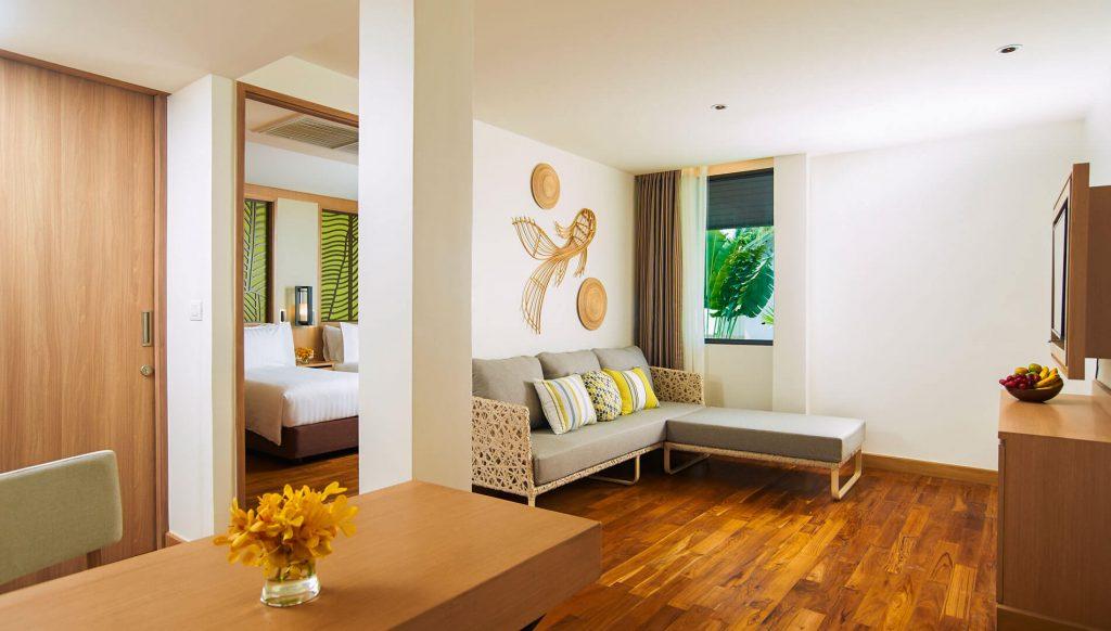 two-bedroom-family-suite-pool-view-thai-village-livingarea