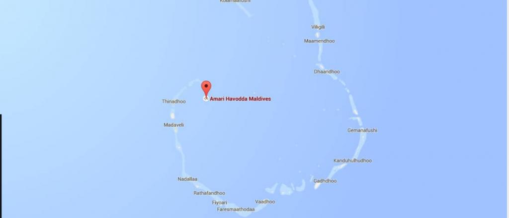 AHM map
