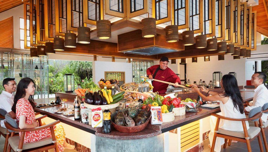 马尔代夫阿玛瑞豪沃达度假酒店日式炉端烧
