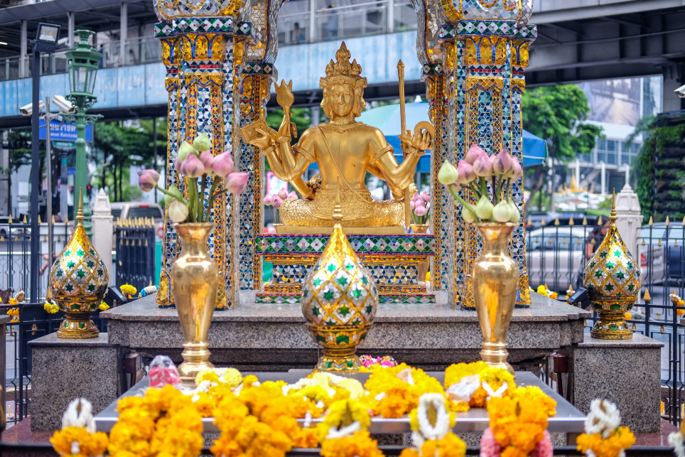 Erawan Shrine Bangkok