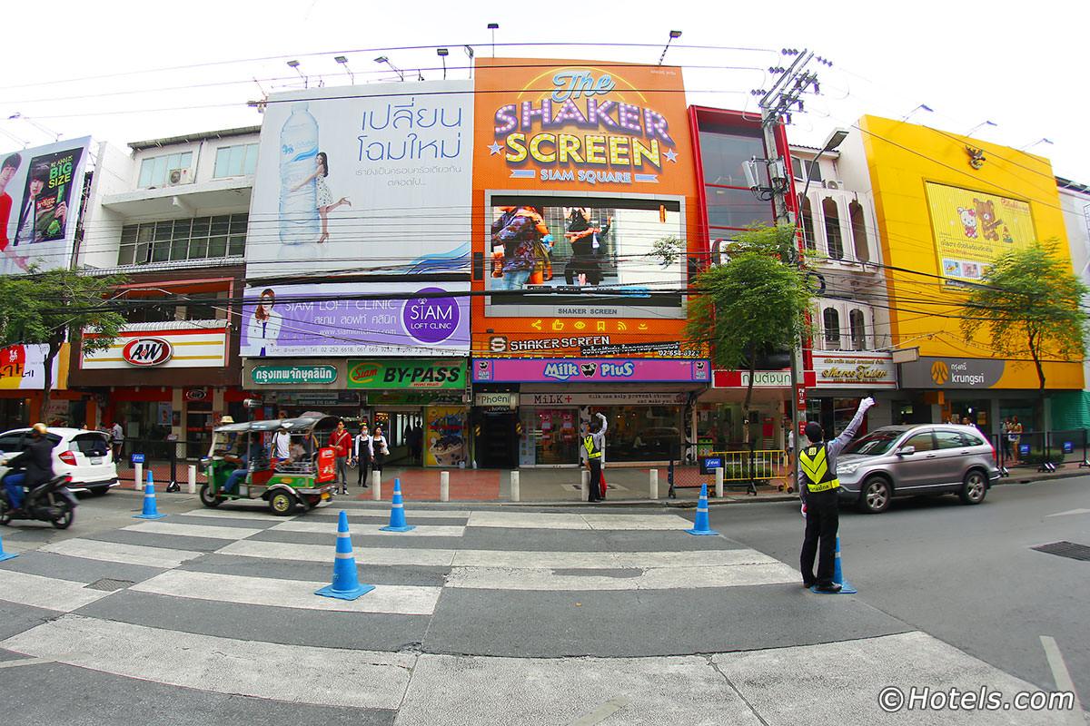 Centerbangkok.com Siam Square One · Shopping Bangkok-min